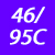46/95 C