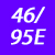 46/95 E