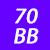 70 BB