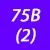 75 B (2)