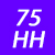 75 HH