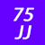 75 JJ
