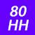 80 HH