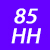 85 HH