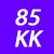 85 KK