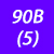 90 B (5)