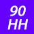 90 HH