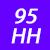 95 HH