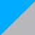 Голубой + серый