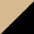 Экрю + черный