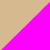 Экрю + розовый