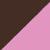 Кофейно-розовый