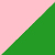 Розовый + зеленый