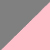 Серый + розовый