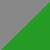 Серый + зелёный