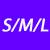 S/M/L