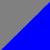 Серый + синий